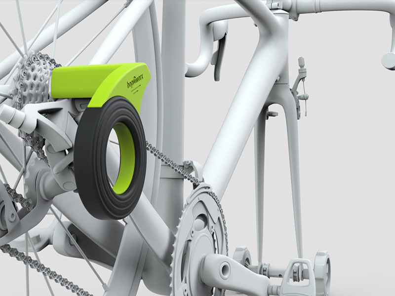 Bopworx – An innovation in cycling