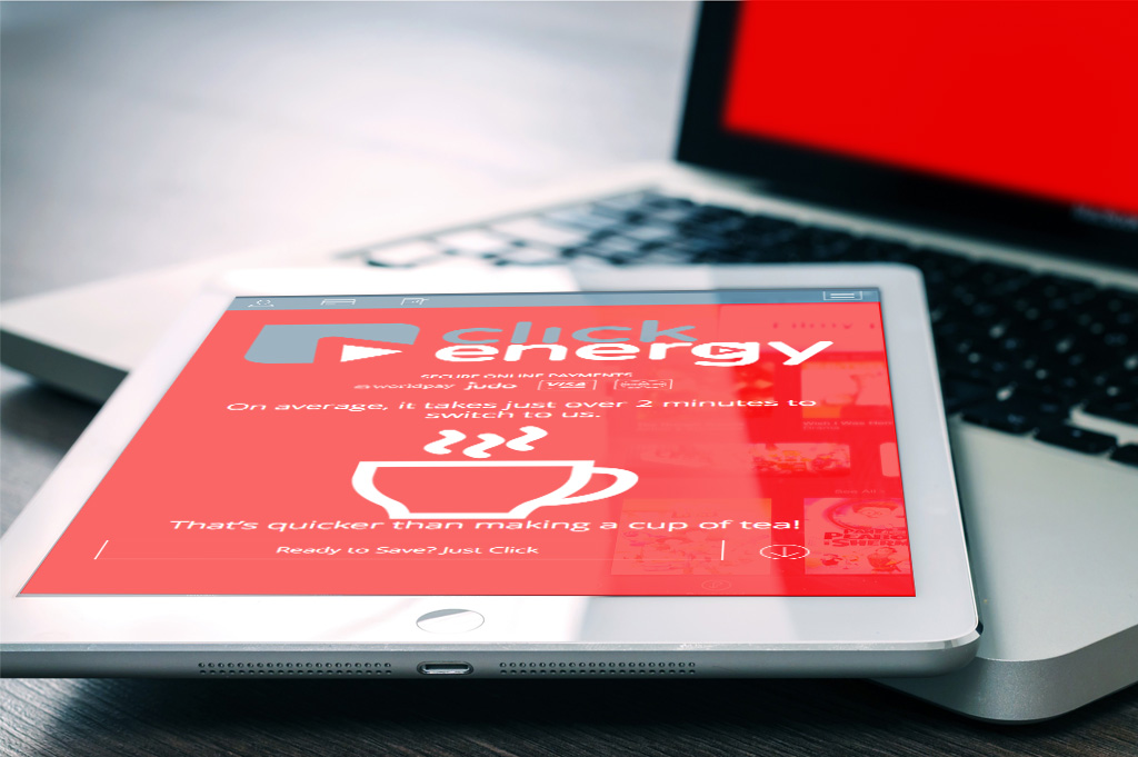 Click Energy Website